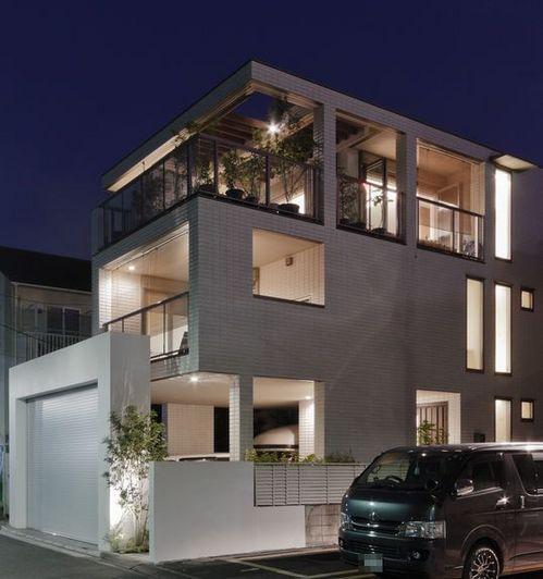 白山の住宅