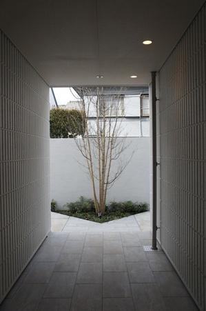 等々力の集合住宅5